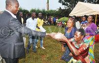Jinja MP boosts parish women SACCOS