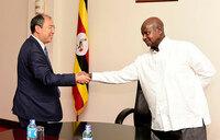 President Museveni assures investors on security