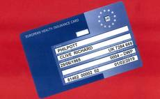 Relying on EHIC could leave Brits in Europe at risk of medical bills 'mountain'