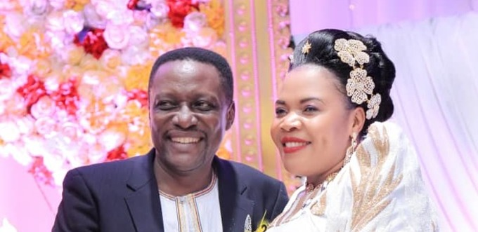 udith abirye recently separated with her husband