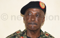 Kayihura reports to army court over his bail