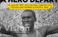 Remembering Akii Bua: Forever gold