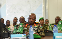 AMISOM commanders review operations