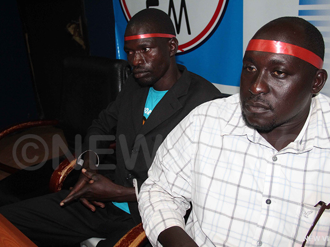 ome of the youths who accompanied esigye