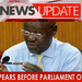 BOU appears before Parliament over pens