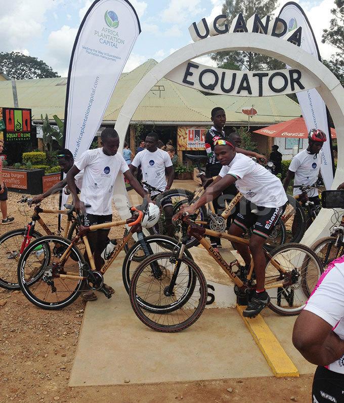 tarting point of touring ganda hoto by itus akembo