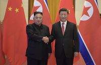 Xi makes his day: Kim boosted by China talks, say analysts