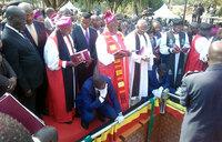 Nkoyoyo buried at Uganda Martyrs Museum