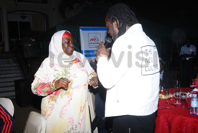 usician ebe ool entertained the gathering hoto by palanyi sentongo