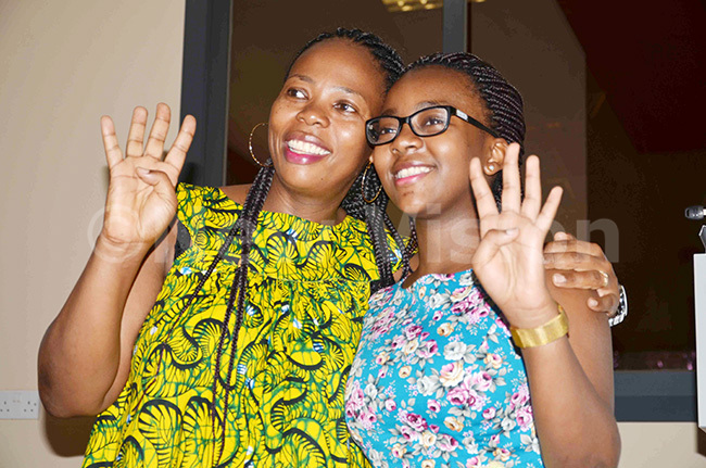 ampala arents star lizabeth tukunda with her mother nnete arungi