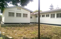 Bundibugyo Hospital under renovation