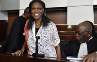 I.Coast's ex first lady on trial for poll bloodbath