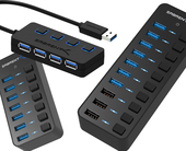 Amazon's awesome Sabrent hub sale will add up to 10 USB ports to your PC or Mac for cheap