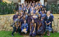 46 US Peace Corps Volunteers sworn in
