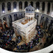 Newly restored shrine at Jesus's tomb unveiled
