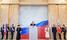 Putin sworn in as president for fourth term