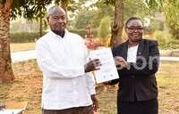 Museveni receives interim report on land probe
