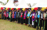 Graduands cautioned against despising jobs