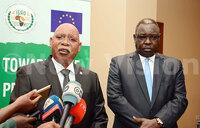 IGAD meeting kicks off in Kampala
