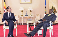 Museveni holds meetings with world leaders
