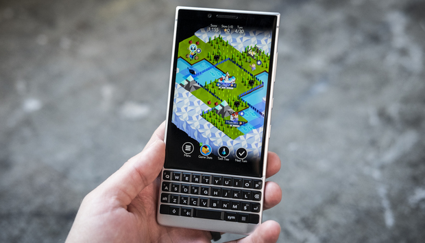 BlackBerry KEY2 review: How the keyboard became my Android power tool