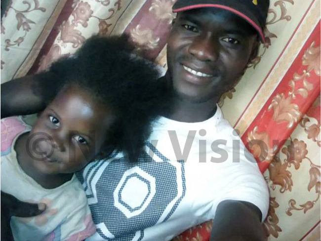 eceased ift argret kech 3 with his father enturi dongo before the incident ourtesy photo