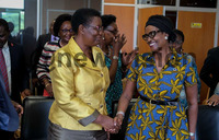 HIV money theft must be stopped - Byanyima