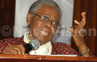 Sarah Nyendwoha Ntiro: A champion of women's rights