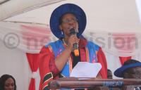 Money should not destroy your ethics, graduates told
