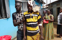 Man attacked by father-in-law over unpaid dowry stabbed by wife