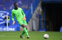Chelsea keeper Mendy injured on Senegal duty