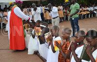 Bishop Luwalira calls for responsible parenting