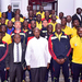 Govt to charter plane for Uganda Cranes to Lesotho