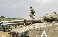 Israel missiles hit Syria military bases