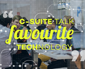 C-suite talk fav tech: Mou Mukherjee, .CLOUD