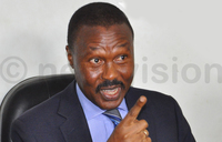 Muntu in Sembabule today, to launch campaign song
