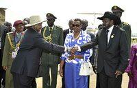 Ugandans killed in South Sudan