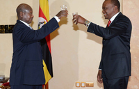 Museveni, Uhuru committed to East Africa Federation