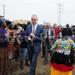 Irish Aid Secretary General visits Uganda