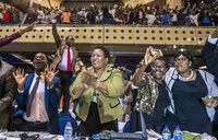 Free speech in Zimbabwe parliament after Mugabe resigns