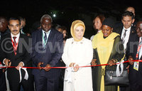 Turkey's first lady launches tailoring training centre at IUIU