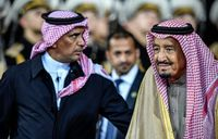 Bodyguard of Saudi king killed in shooting: police