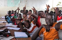 Refugees in Lamwo district to access quality education