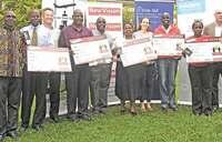 Uganda's best teachers off to Ireland