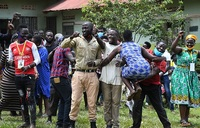 IN PICTURES   NRM municipal council elections