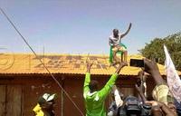 Minister Ogwang gets heroic welcome in Katakwi