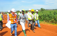 UNRA verifying foreign workers on road projects