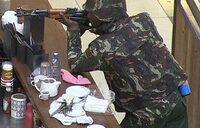Al Shabaab claims gun attack on Nairobi mall