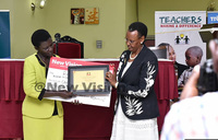 In pictures: Awarding teachers making a difference