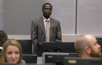 Ongwen's trial begins at the Hague